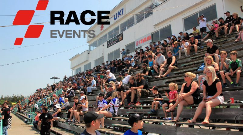 RACE Events: A Racing Management Organization