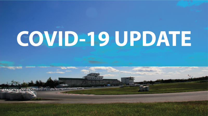 Covid-19 – Cautiously opening on-track activities