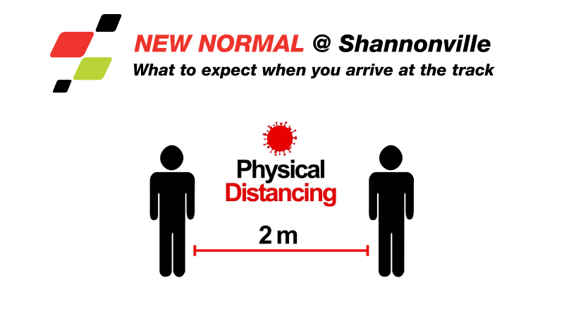 New Normal and Physical Distancing
