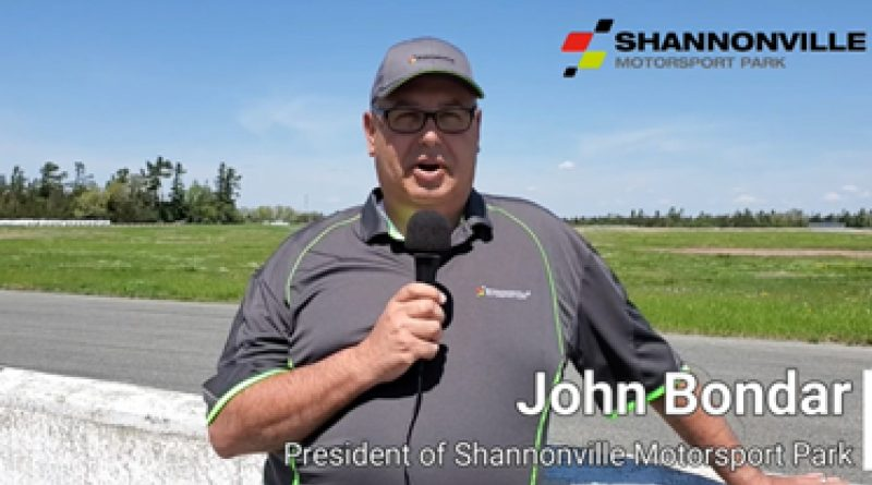 Shannonville Update – May 17, 2021